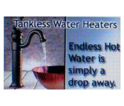 Tankless Water Heaters Certified Installers FREE ESTIMATES Rates, Pri is a Plumbing Services service in Woodstock GA