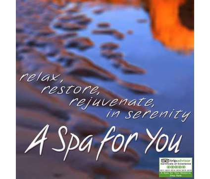 TripAdvisor Top Sedona Spa Reviews - Spa Getaway - Romantic Destination is a Massage Services service in Phoenix AZ