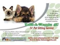 Tail-aWaggin 4U Dog Walker, Dog Runner, Pet Sitter, Cat Sitter