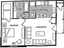 1 Bed - Autumn Meadows