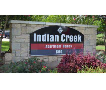1 Bed - Indian Creek at 600 Luther Dr in Georgetown TX is a Apartment