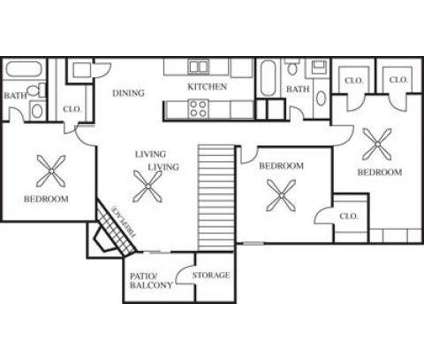 3 Beds - Indian Creek at 600 Luther Dr in Georgetown TX is a Apartment
