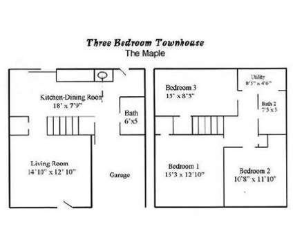 3 Beds - Autumnwood Apartments at 734 N Gladstone in Aurora IL is a Apartment