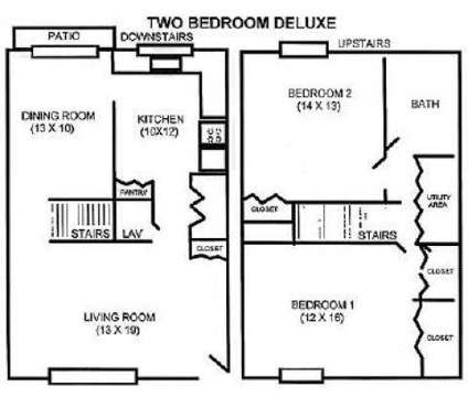 2 Beds - Cambridge Court Townhomes at 1580 Prospect St G-9 in Elyria OH is a Apartment