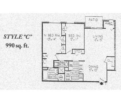 2 Beds - Parkridge Apartments at 19640 Puritas Ave in Cleveland OH is a Apartment