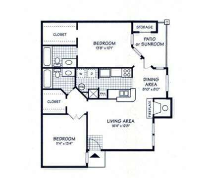 2 Beds - Quincy Ridge at 4404 South Hannibal Way in Aurora CO is a Apartment