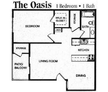 1 Bed - Royal Palms at 2568 E Baseline in Highland CA is a Apartment