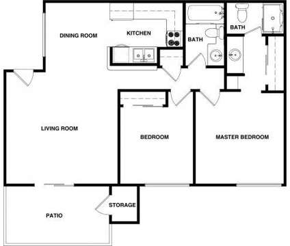 2 Beds - Arborgate Apartments at 16550 W Arrow Boulevard in Fontana CA is a Apartment