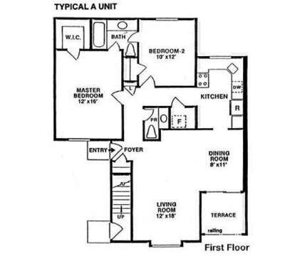 2 Beds - Mt. Pleasant Villas at 2501 Sunny Slope Road in Bridgewater NJ is a Apartment
