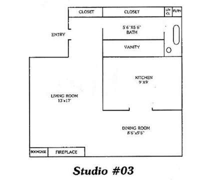 Studio - Tanglewood at 409 Nw 66th Terrace in Kansas City MO is a Apartment
