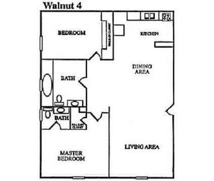 2 Beds - Daisy Walnut Apartments at 208 Blue Ridge Extension Suite C in Grandview MO is a Apartment