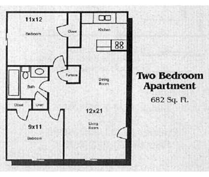 2 Beds - Bavarian Village at 763 S Keeler St in Olathe KS is a Apartment