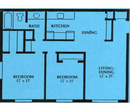 2 Beds - Willowick Apartments at 7020 W Southridge Drive in Greenfield WI is a Apartment