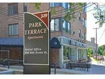 Studio - Park Terrace Apartments