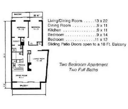 2 Beds - Summit Lake Apartments & Townhomes at 292 Lake View Drive 1 in Hartland WI is a Apartment