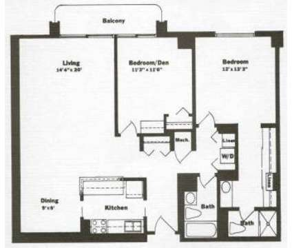 2 Beds - Marquette Place at 1314 Marquette Avenue in Minneapolis MN is a Apartment