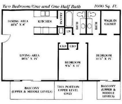 2 Beds - TimberCreek Apts at 6816 South 137th Plaza in Omaha NE is a Apartment