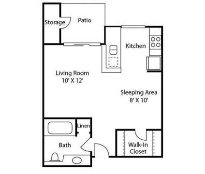 Studio - Sofi Irvine at 2750 Kelvin Avenue in Irvine CA is a Apartment