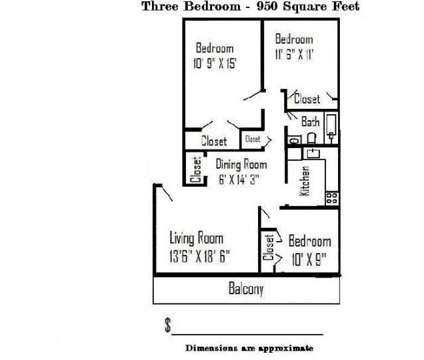 3 Beds - Thorn Run Apartments at 700 Lee Dr in Moon Township PA is a Apartment
