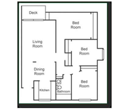 3 Beds - Prospect Park at 1710 Northview Boulevard in Eugene OR is a Apartment