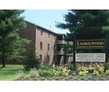 1 Bed - Laurelwood Apartments & Townhomes at 401 Collingwood Ct in Cranberry Township PA is a Apartment