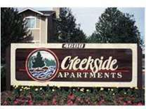 1 Bed - Creekside Apartments