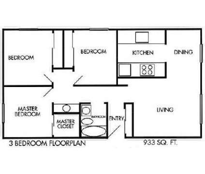 3 Beds - Antelope Ranch Apartments at 7330 Watt Ave in North Highlands CA is a Apartment