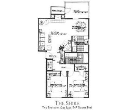 2 Beds - Crowne Pointe at 2800 Limited Ln Nw in Olympia WA is a Apartment