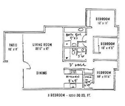 3 Beds - Woodland Hills at 295 C St in Chula Vista CA is a Apartment