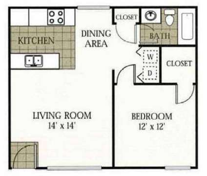 1 Bed - Melrose On The Bay at 16321 Bolesta Rd in Clearwater FL is a Apartment