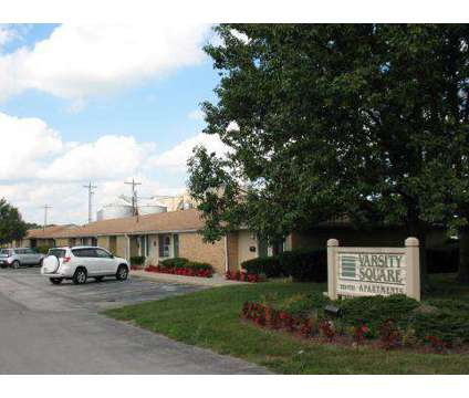 1 Bed - Varsity Square Apartments at 1097 Varsity East in Bowling Green OH is a Apartment