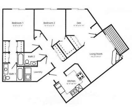 2 Beds - Dakota Station Apartments at 124 East Hwy 13 in Burnsville MN is a Apartment