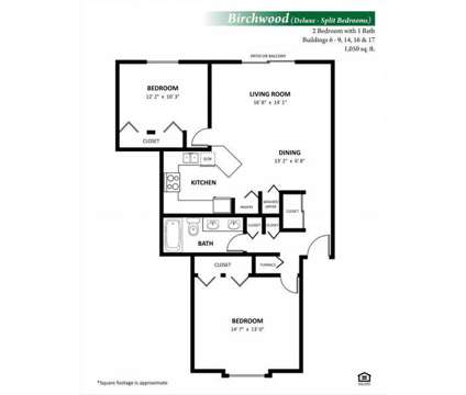 2 Beds - Tanglewood Apartments at 9200 S Meyer Ln in Oak Creek WI is a Apartment