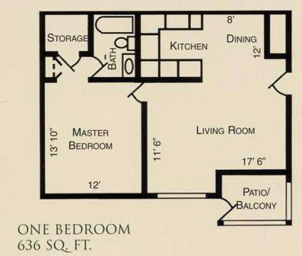1 Bed - Mountain Vista at 3950 Mountain Vista St in Las Vegas NV is a Apartment
