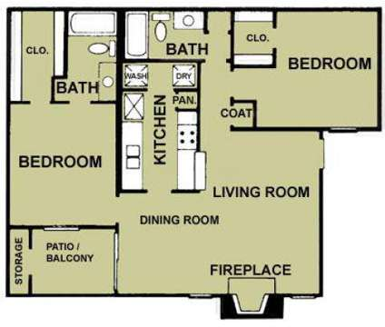 2 Beds - Quail Crossing Apartments at 720 E Warrior Trail in Grand Prairie TX is a Apartment