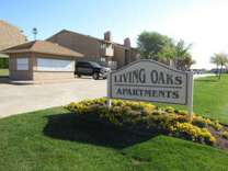 1 Bed - Living Oaks Apts