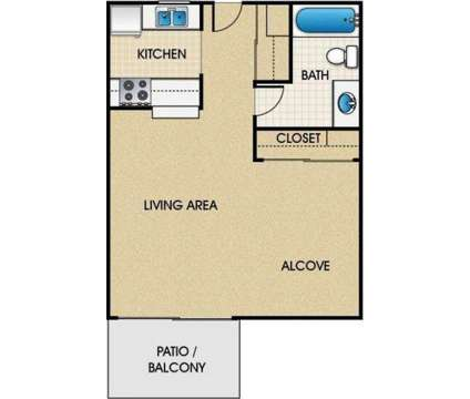 Studio - Waterview Apartments at 801 Southampton Rd in Benicia CA is a Apartment