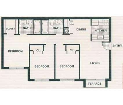 3 Beds - Riverwalk I at 330 Ne 18th Avenue in Homestead FL is a Apartment