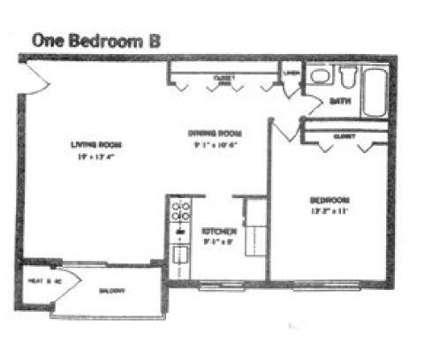 1 Bed - Fairfax Village Apts at 10404 Viera Lane in Fairfax VA is a Apartment