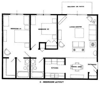 2 Beds - Brittany Parkside Apartments at 2565 S Calhoun Road in New Berlin WI is a Apartment