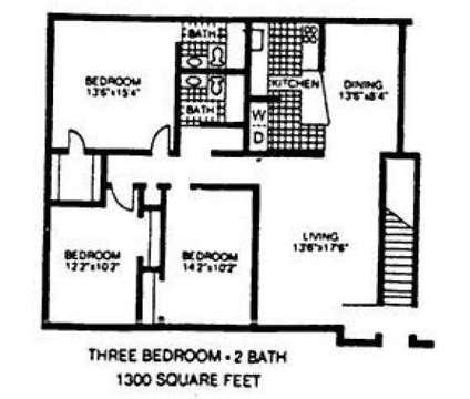 3 Beds - Altamonte Manor at 875 S Wymore Road #101 in Altamonte Springs FL is a Apartment