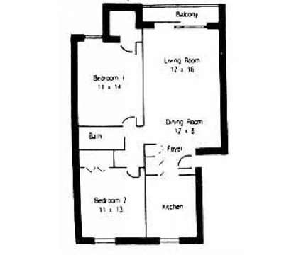 2 Beds - Three Fountains Apts at 2102 Fountain Boulevard in Kissimmee FL is a Apartment