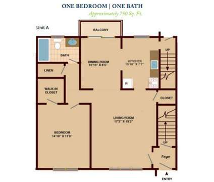 1 Bed - Camelot Gardens at 649 Littleton Road Apartment 72 in Parsippany NJ is a Apartment