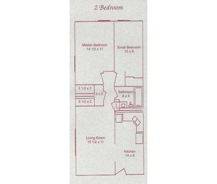2 Beds - Kensington Square at 535 South Abbe Rd in Elyria OH is a Apartment