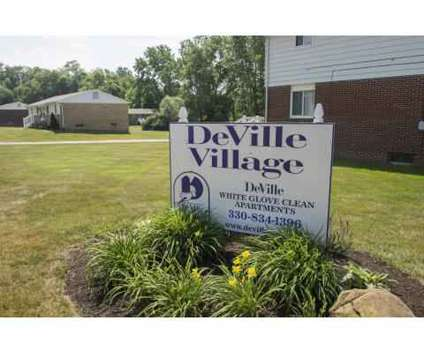 2 Beds - DeVille Village & Manor at 268 Underhill Dr Se in Massillon OH is a Apartment