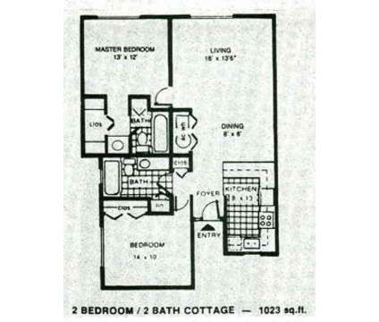 2 Beds - Bristol Square at 10333 E 25th St in Indianapolis IN is a Apartment
