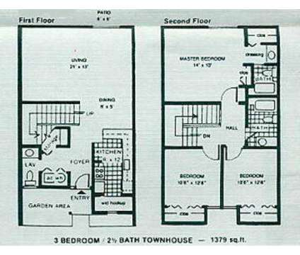 3 Beds - Bristol Square at 10333 E 25th St in Indianapolis IN is a Apartment