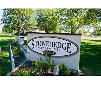 2 Beds - Stonehedge at 1563 Stonehedge West Drive in Greenwood IN is a Apartment