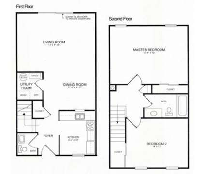 2 Beds - Prince Frederick Townhouses at 8269 Kingsmere Ct in Cincinnati OH is a Apartment