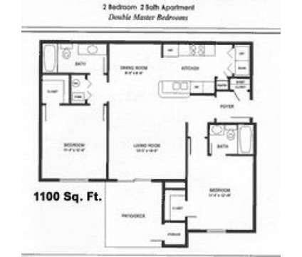 2 Beds - Ivy Hills Place at 7401 Pondview Place in Cincinnati OH is a Apartment